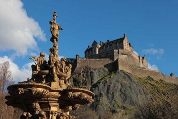 Une escapade en Ecosse by Alice
