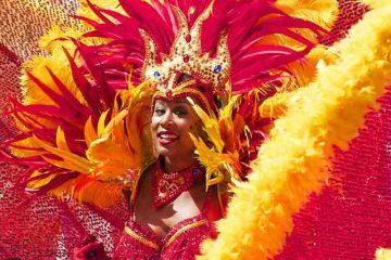 Carnaval d'ici et d'ailleurs dans la Caraïbe