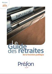 guide des retraites de la fonction publique