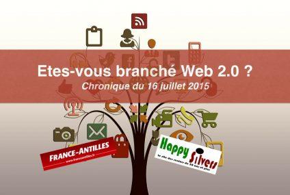 Etes-vous branché Web 2.0 ?