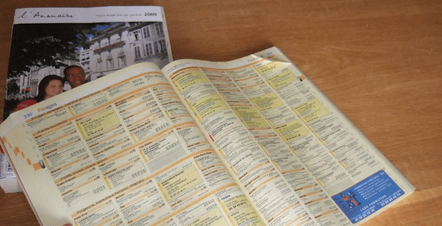 annuaire