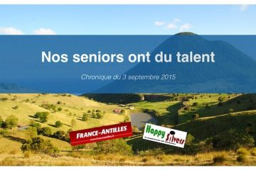Nos seniors ont du talent : Gisèle Vadius-Cibrélis