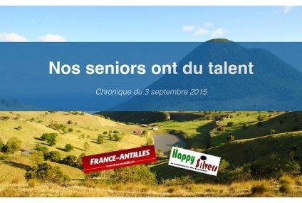 Nos seniors ont du talent : Gisèle Vadius-Cibrélis, peintre et photographe amateur