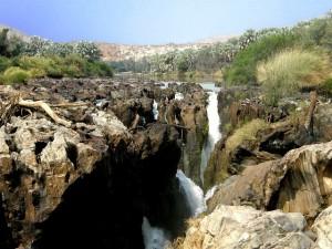 eau namibie