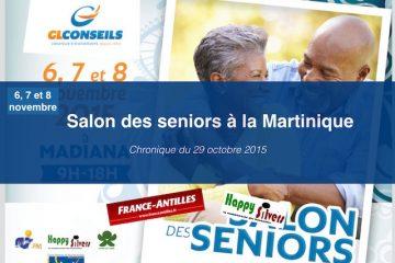Le salon des seniors à la Martinique, 2ème édition