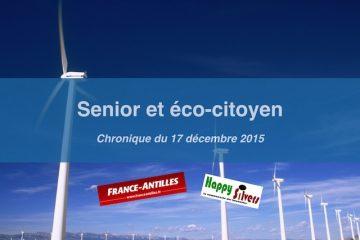 Etre senior et éco-citoyen, un duo gagnant pour la planète