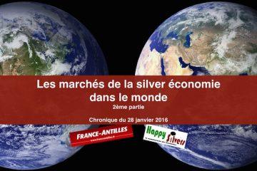 Marchés de la Silver économie dans le monde (2)