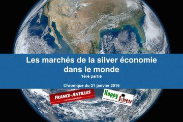 Marchés de la Silver économie dans le monde (1)