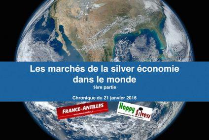 Les marchés de la Silver économie dans le monde – 1ère partie