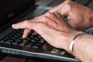 senior et internet