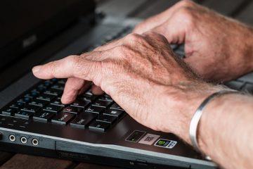 Les seniors de plus en plus branchés ?