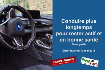 Conduire plus longtemps pour rester actif et en bonne santé (2)
