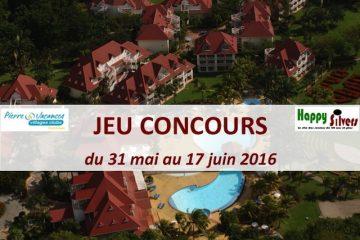 Tentez de gagner un séjour à Pierre & Vacances Martinique