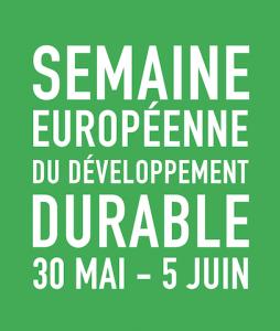 semaine europeenne du developpement durable