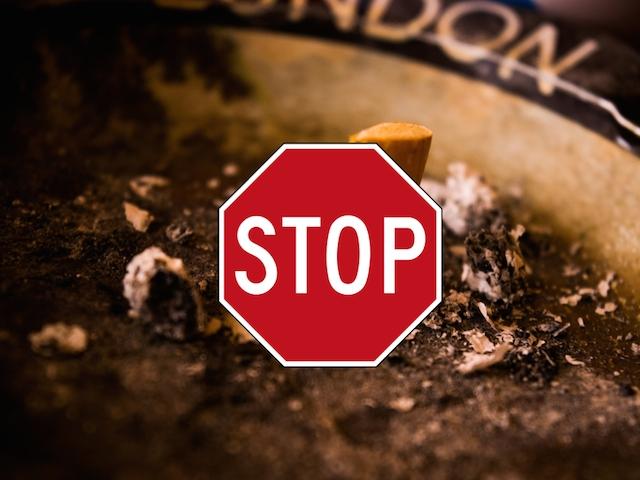 stop au tabac fumer