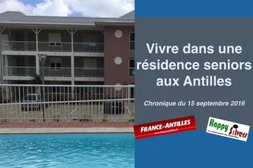 Vivre dans une résidence seniors aux Antilles