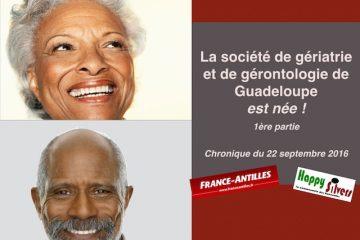 La société de Gériatrie et de Gérontologie en Guadeloupe est née (1)