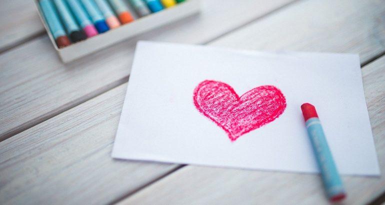 coeur amour fete