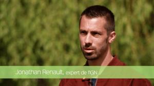 Jonathan Renault expert de l IGN