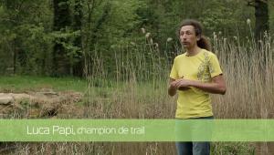 Luca Papi - champion de trail
