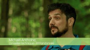 Michael Anthoine Conseiller technique FFRandonnee