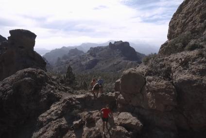 Des émissions spéciales randonnées : le trail (3)