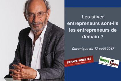 Les silver entrepreneurs sont-ils les entrepreneurs de demain ?