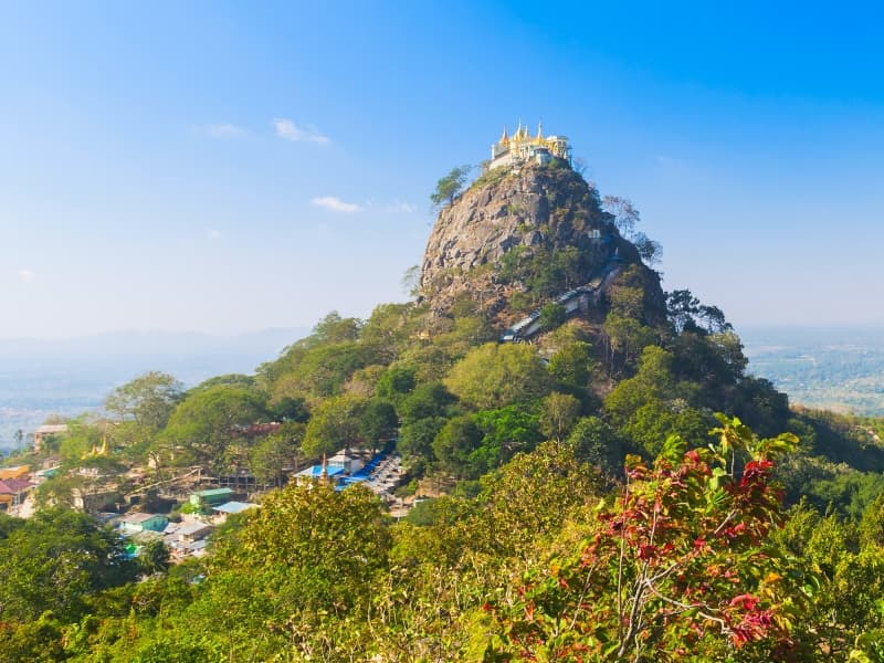Voyages en Birmanie