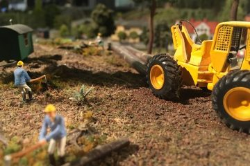 La passion des miniatures agricoles