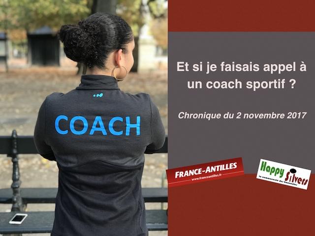 chronique du 2 novembre 2017 coach