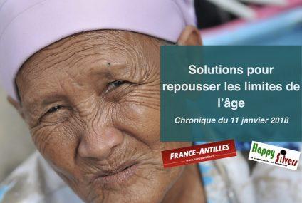Des solutions pour repousser les limites de l'âge ?