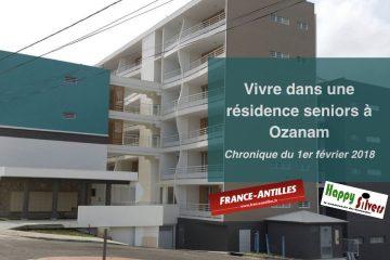 Vivre dans une résidence seniors à Ozanam