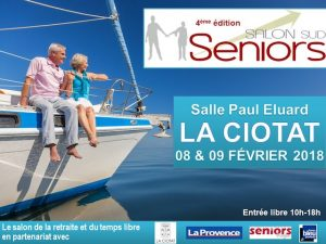 salon seniors la ciotat 2018