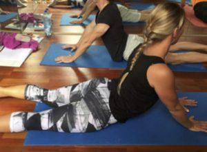 Rising swan - le signe Pilates