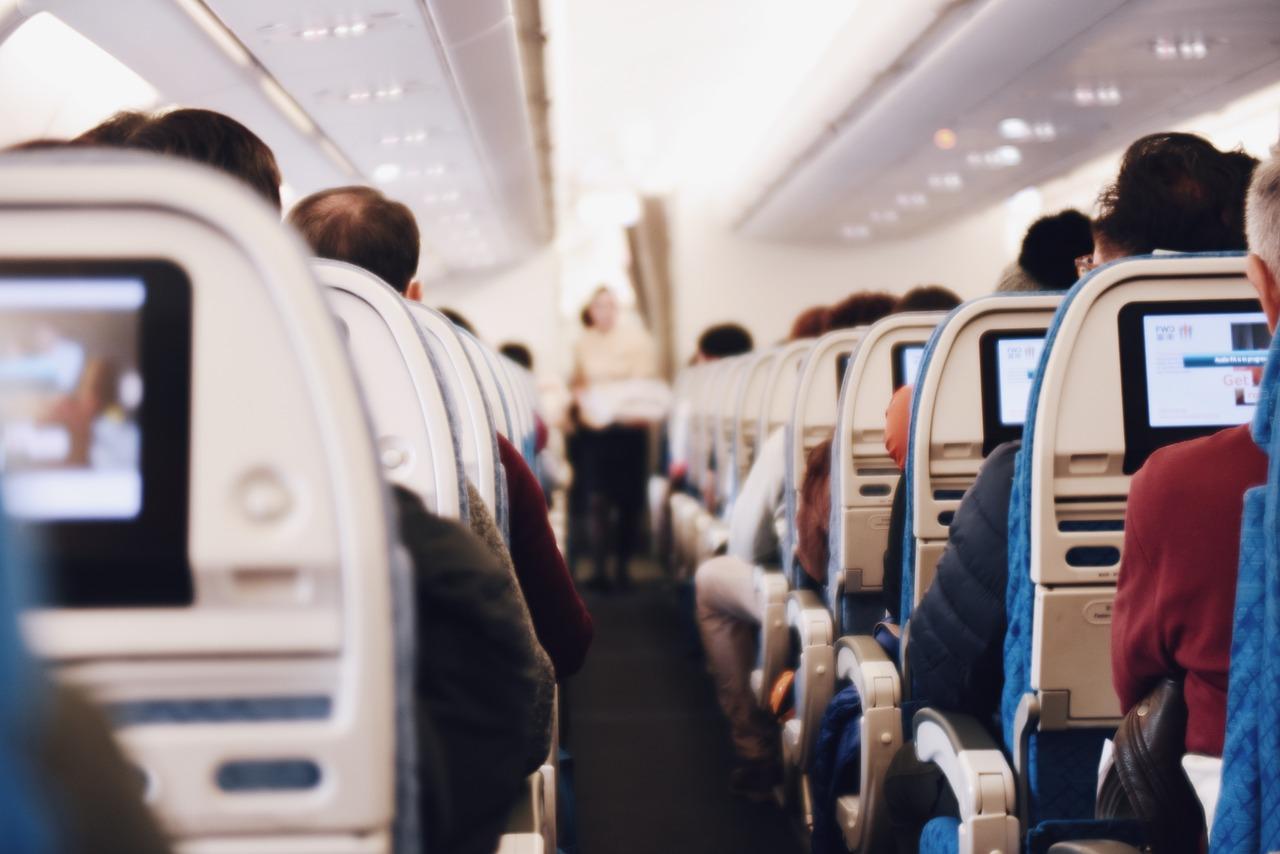 cabine avion