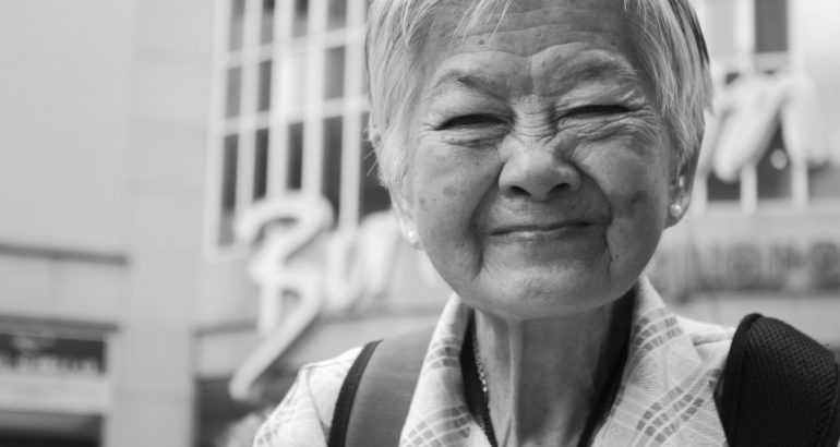 vieillesse femme