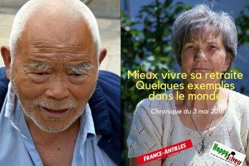 Mieux vivre sa retraite : quelques exemples dans le monde