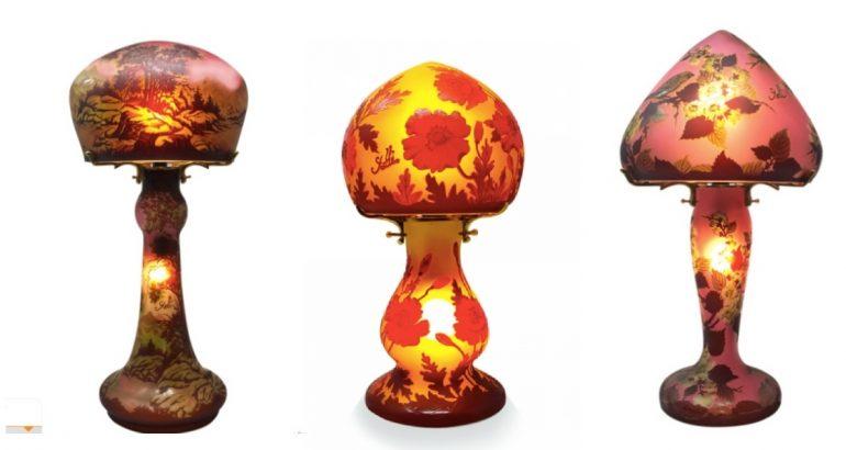 Lampes tip Galle