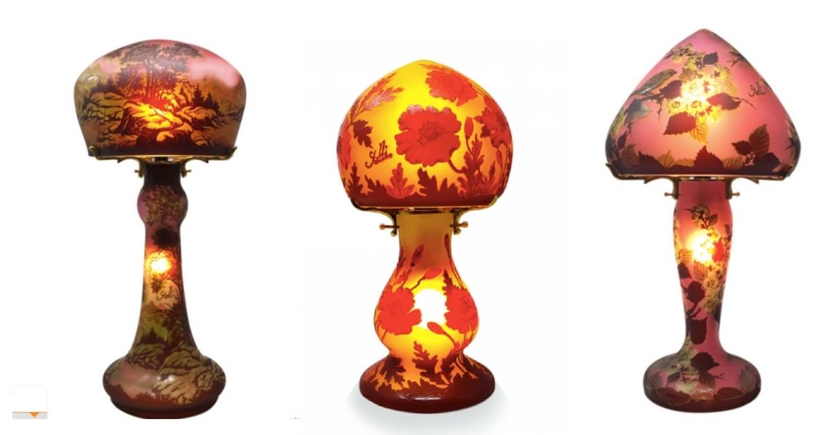 Des Lampes Tip Galle Pour Decorer Son Interieur Happy Silvers