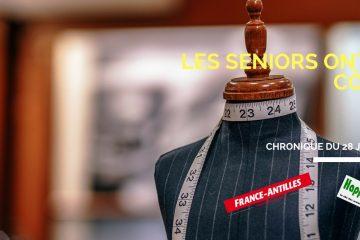 Egéries, concours, mannequinat : les seniors ont la côte !