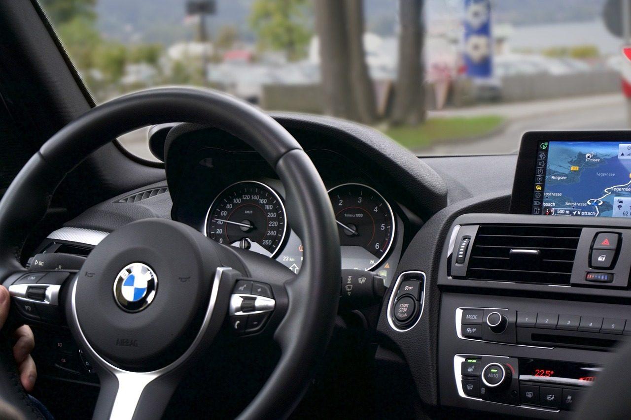 volant voiture