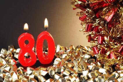 Organiser la fête du 80ème anniversaire d'un proche