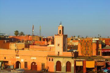 Voyage à Marrakech, la ville rouge