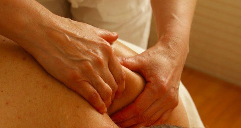 massage douleurs