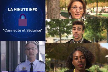 Connecté et sécurisé : attention à la cybermalveillance !