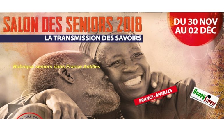salon seniors Martinique 2018