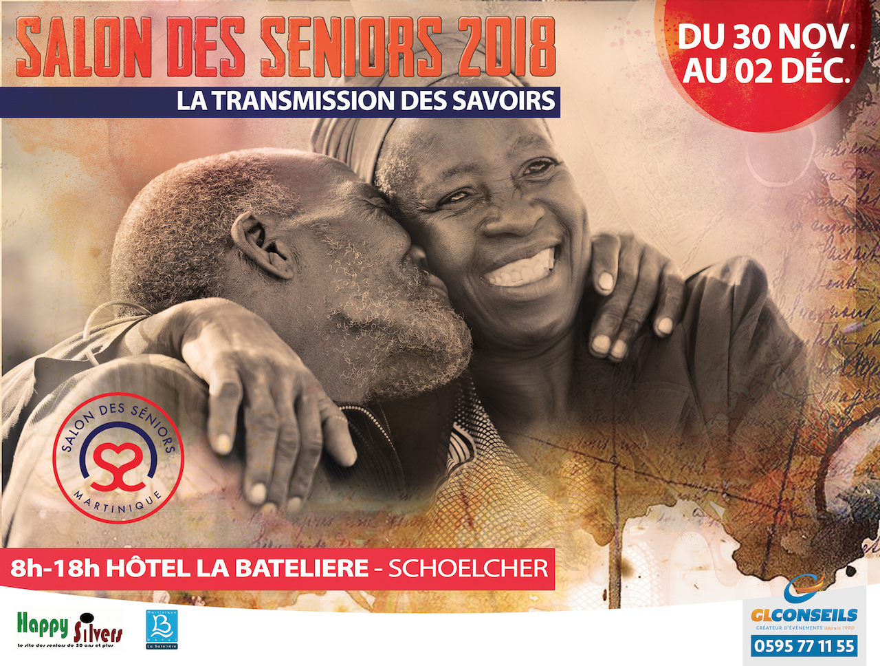 Salon des seniors en Martinique