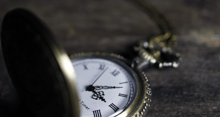 vieillir horloge