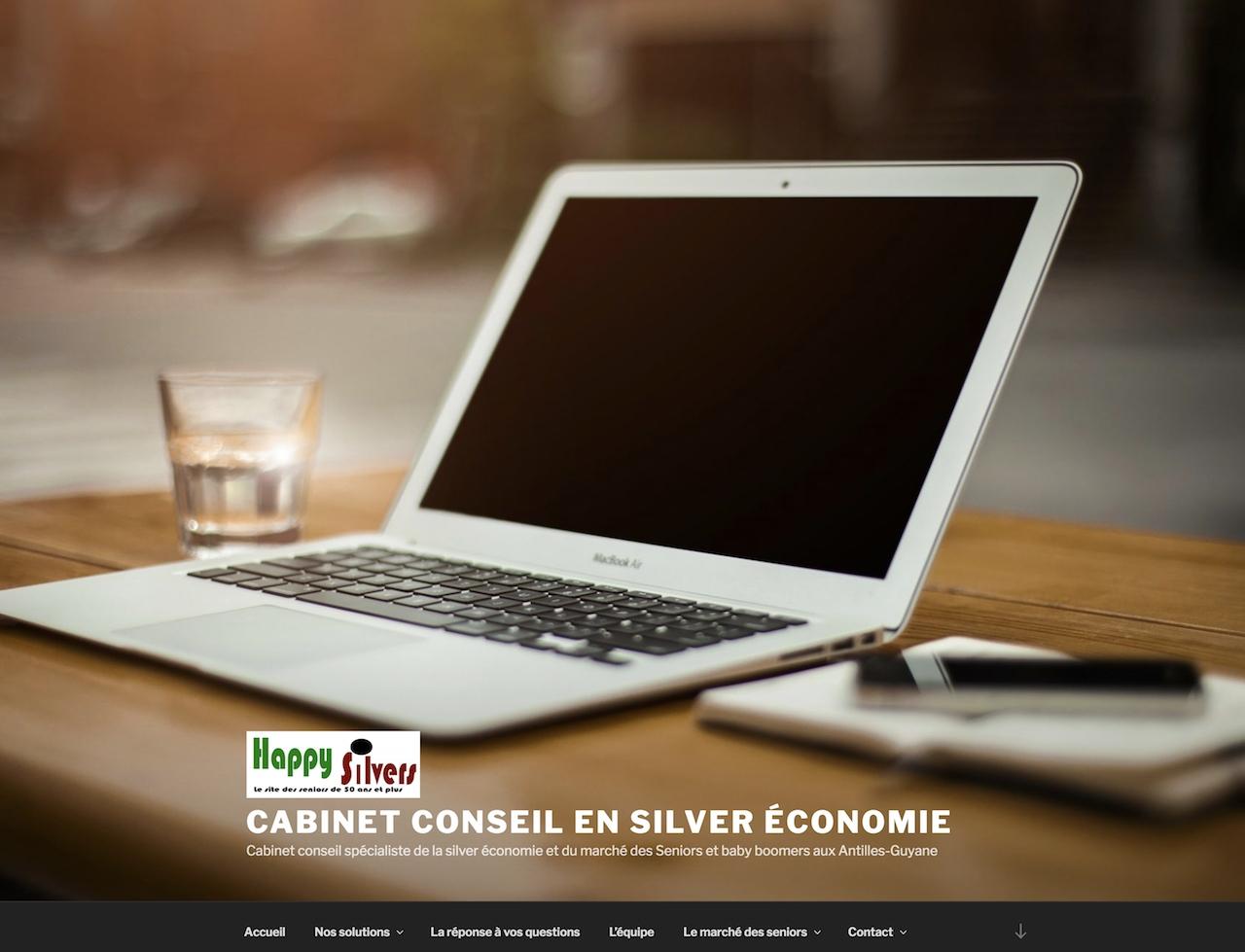 Cabinet conseil en silver économie