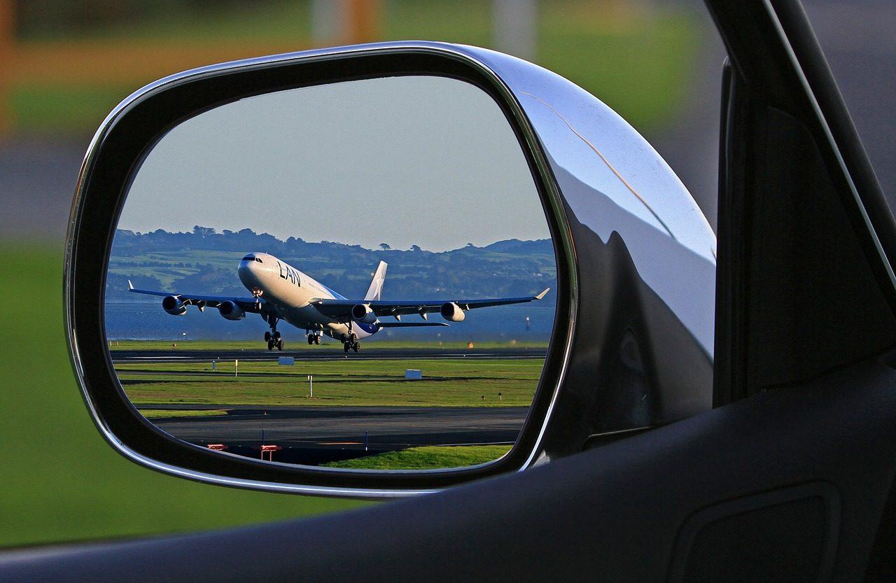 location voiture avion